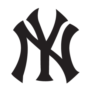 Free Vector Logo New York Yankees(219) - Ny Yankees PNG Free