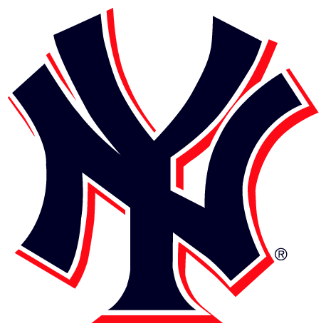 New York Yankees - Ny Yankees PNG Free