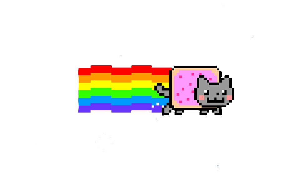 Imagen png de nyan cat by jiruuu-d556gvh.png - Nyan Cat PNG