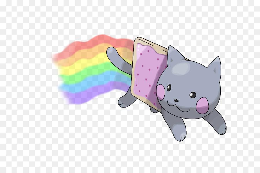 Nyan Cat Desktop Wallpaper - cats - Nyan Cat PNG