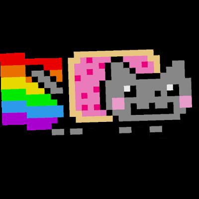 Nyan Cat Large - Nyan Cat PNG