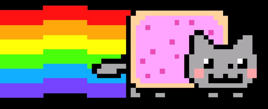 Nyan Cat PNG - Nyan Cat PNG