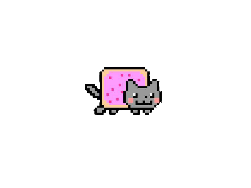 Nyan cat png by isiunicorn-d4orf9j.png - Nyan Cat PNG