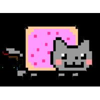 Nyan Cat Transparent PNG Image - Nyan Cat PNG