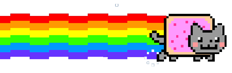 Nyan-cat zps4adb5b0e.png - Nyan Cat PNG