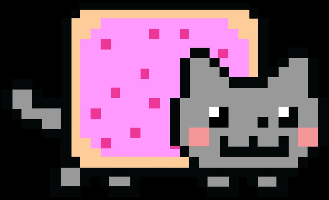 Nyancat.png - Nyan Cat PNG