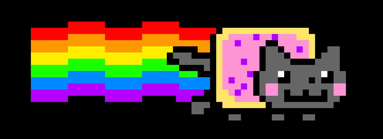the nyan cat - Nyan Cat PNG