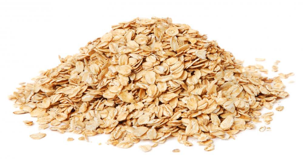Organic Rolled Oats (100g) - Oat PNG