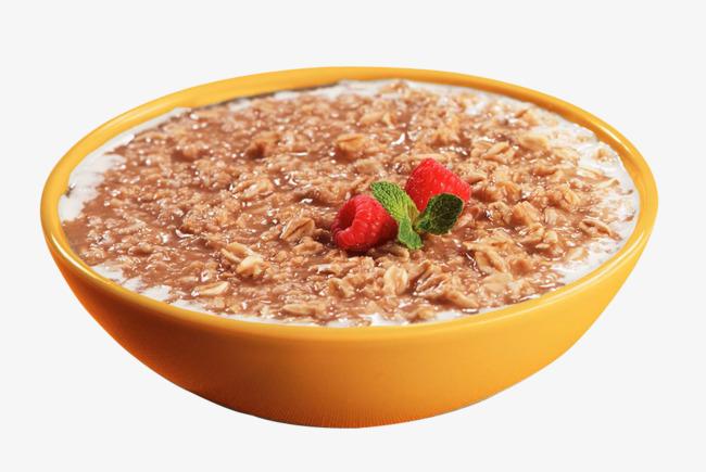 Raspberry oatmeal Free PNG