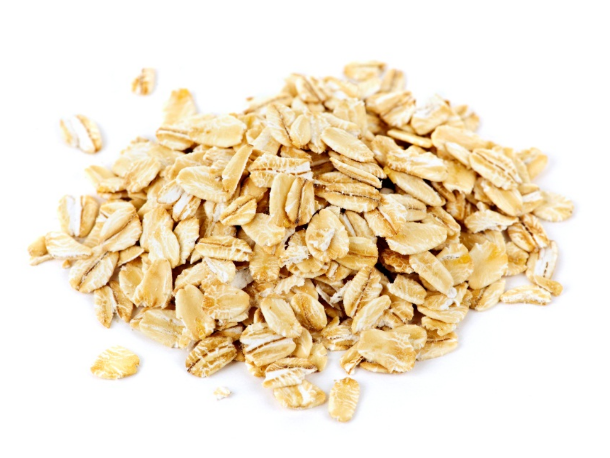 Rolled oats - Oatmeal PNG