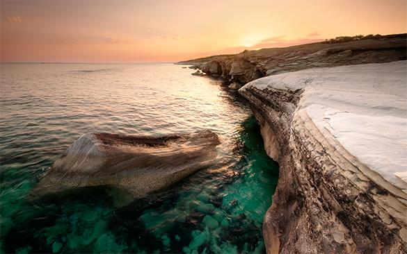 Ocean Background PNG HD - 129019