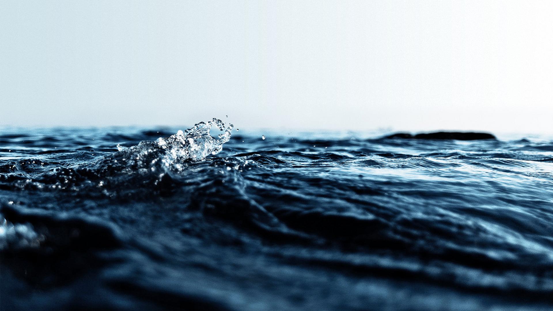 Ocean Background PNG HD - 129018
