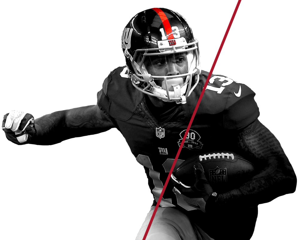 See all - Odell Beckham Jr PNG