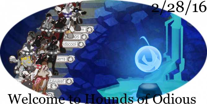 Hounds Of Odious | Animal Jamu0027s Neutral Groups Wikia | FANDOM powered by  Wikia - Odious PNG