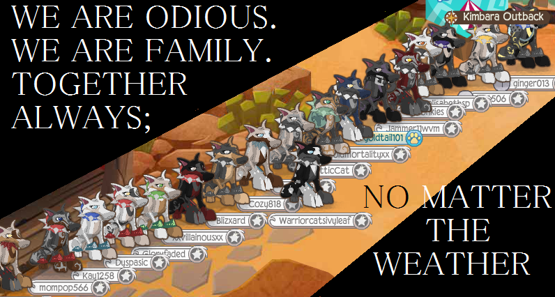 Hounds of Odious Family.png - Odious PNG