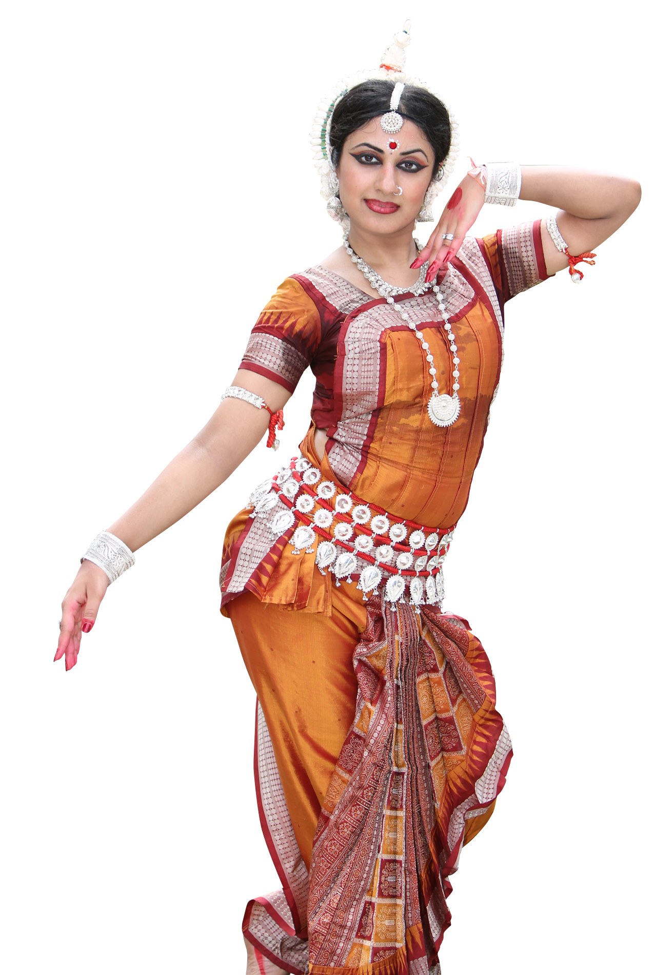 Odissi Dance PNG - 78142