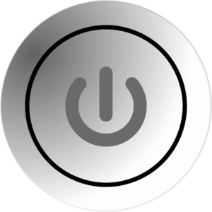 Round Button Off Clip art - Off PNG