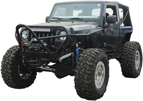 Off Road Jeep PNG