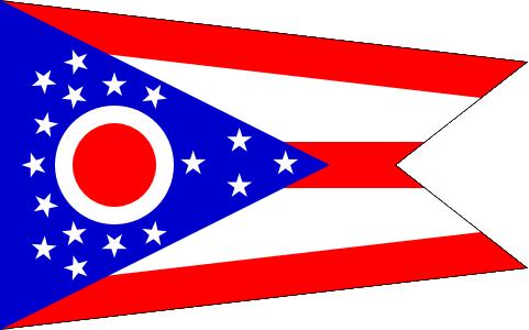File:Ohio Flag.png - Ohio Flag PNG