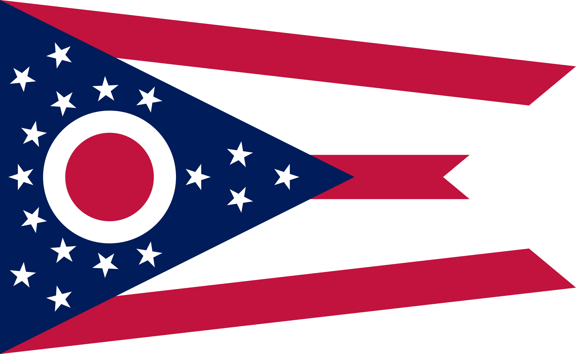 Open PlusPng.com  - Ohio Flag PNG