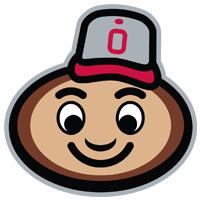 Brutus Emoji - Ohio State Brutus PNG