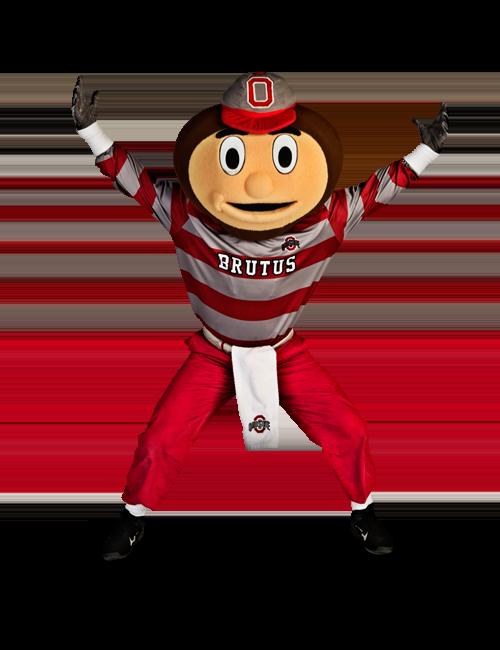 ohio · Brutus · OhioStateBuckeyes · https://7bc20146464b69e6ba1c - Ohio State Brutus PNG
