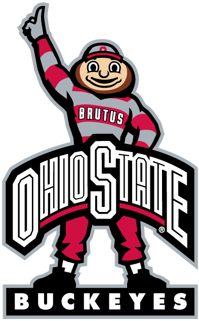 Ohio State Buckeyes 2003-Pres Mascot Logo iron on transfers 2 - $2.00 :  diytransfers pluspng.com - Ohio State Brutus PNG