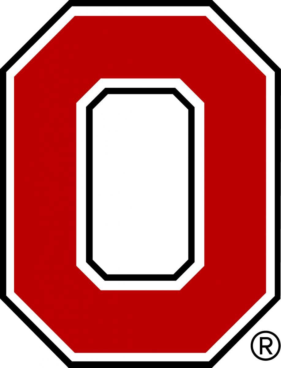 JPEG Block O - Ohio State PNG