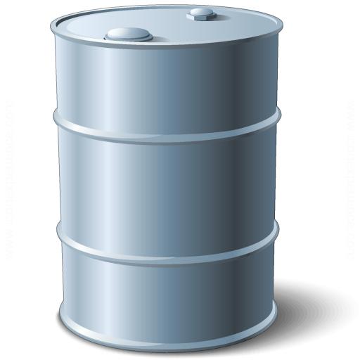 Barrel Icon - Oil Barrel PNG
