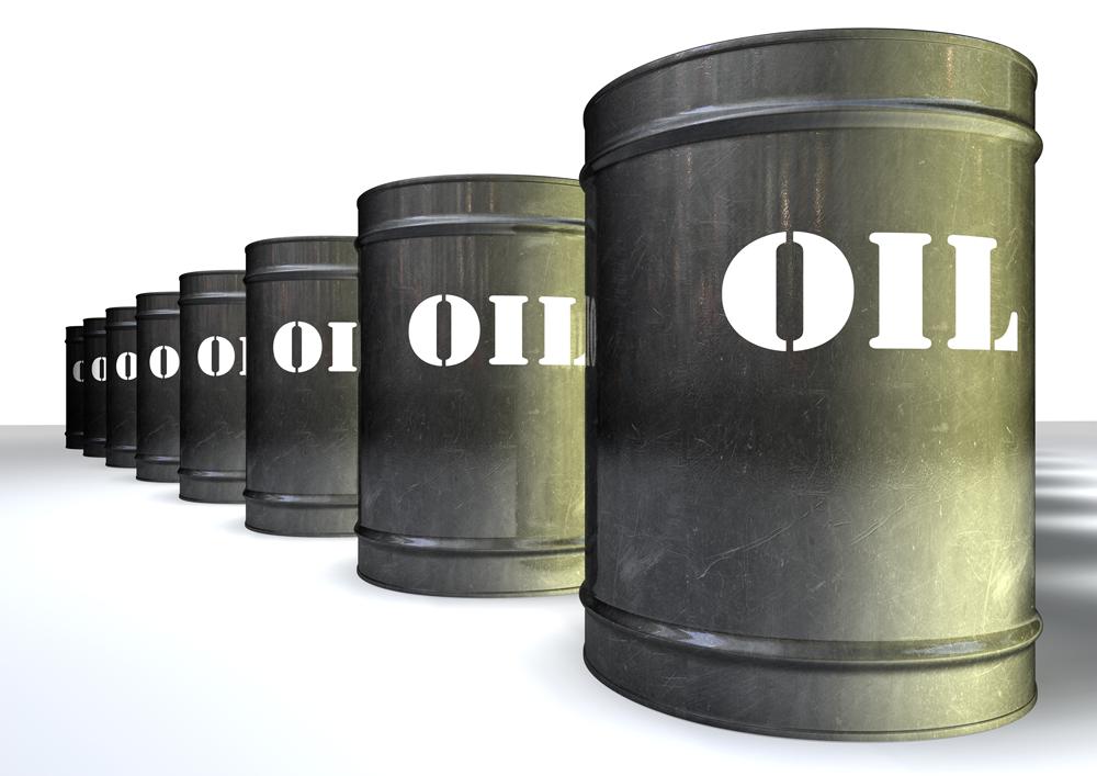 Oil Barrel PNG - 77469