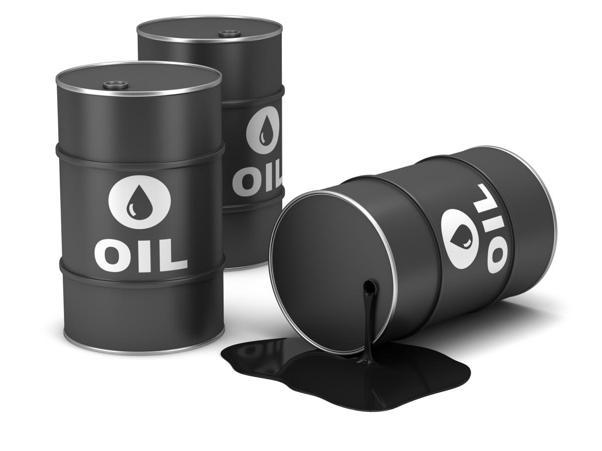 Oil Barrel PNG - 77465