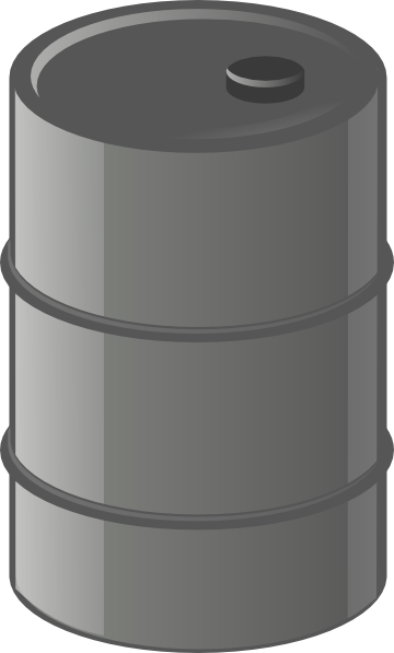 PNG: small · medium · large - Oil Barrel PNG