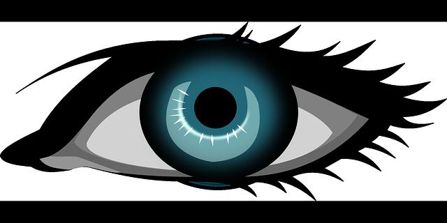 Vector gratis: Ojos, Ojos Azules, Macro, Cerrar - Imagen gratis en Pixabay  - 41075 - Ojo PNG