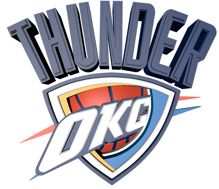 Download Zip Archive - Oklahoma City Thunder PNG