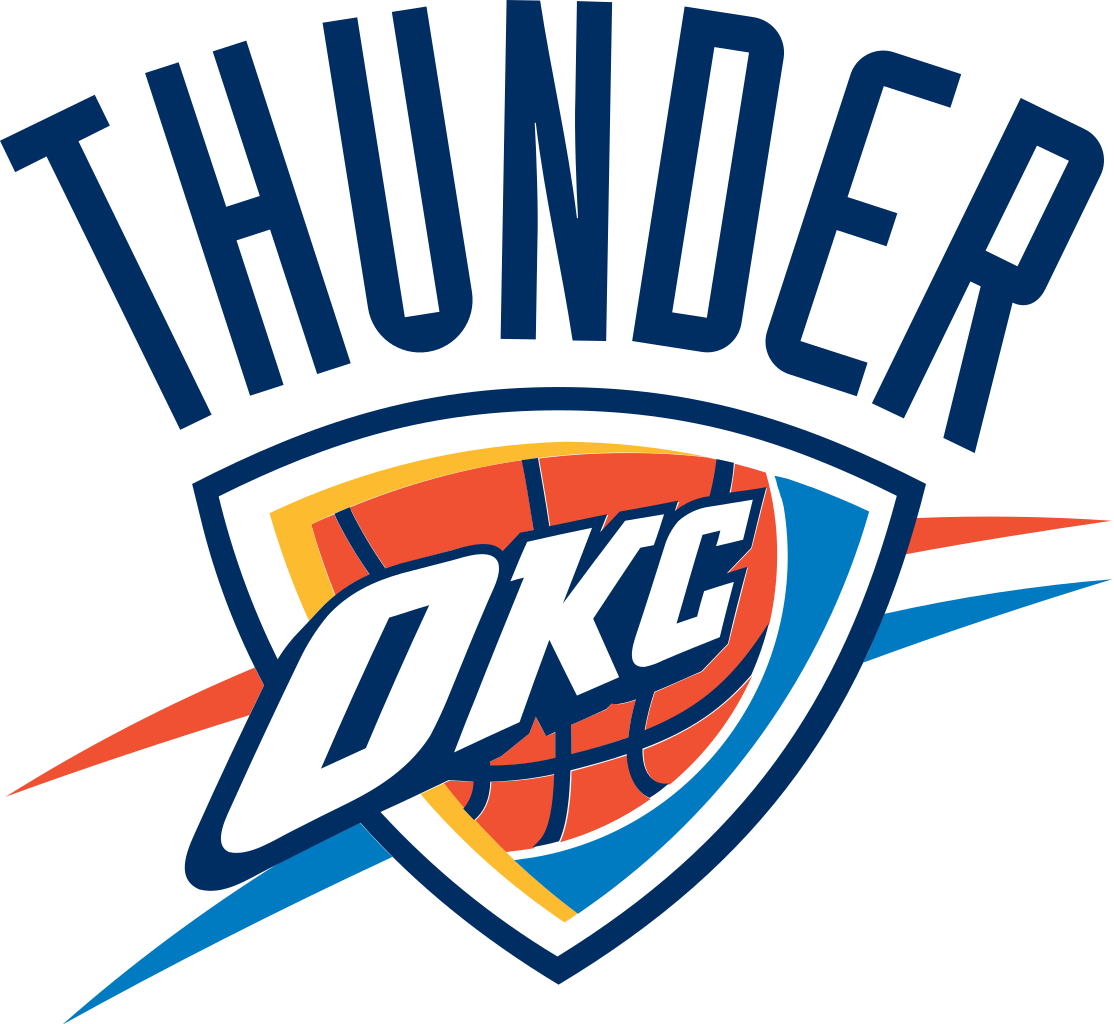 Oklahoma City Thunder Png Transparent Oklahoma City Thunder Png