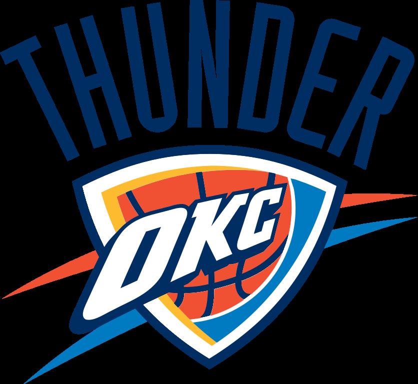 File:Oklahoma City Thunder.svg - Oklahoma City Thunder PNG