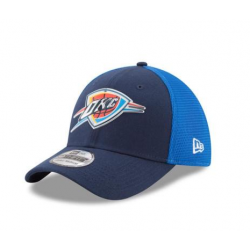NEW ERA 39THIRTY 2017 NBA DRAFT ON COURT COLLECTION OKLAHOMA CITY THUNDER - Oklahoma City Thunder PNG