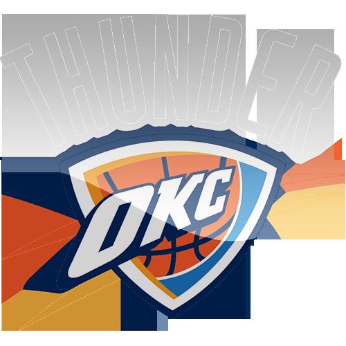 Oklahoma City Thunder HD Logo - Oklahoma City Thunder PNG