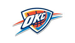 Oklahoma City Thunder is available for Android 4.4 , iPads with iOS 8.0 ,  and iPhones and iPods with iOS 8.0 . - Oklahoma City Thunder PNG