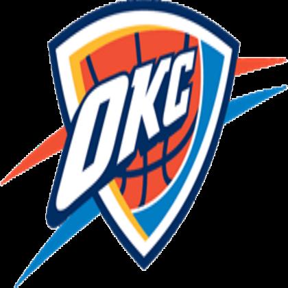Oklahoma City Thunder logo - Oklahoma City Thunder PNG