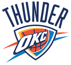 Oklahoma City Thunder PNG