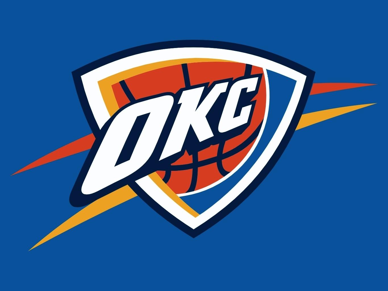 Oklahoma City Thunder Logos National Basketball - Oklahoma City Thunder PNG