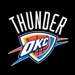 The Oklahoma City Thunder Promote Responsible Drinking And Positive Fan  Behavior At Chesapeake Energy Arena. The Thunder Fan Code Of Conduct And  The Details PlusPng.com  - Oklahoma City Thunder PNG