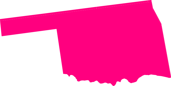 Oklahoma Outline PNG-PlusPNG.