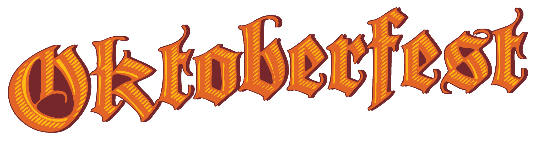 Want MORE Oktoberfest Logo_NO BG - Oktoberfest HD PNG