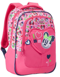 Samsonite - Samsonite Minnie Sırt Çantası 17C-90011 - Okul Cantasi PNG