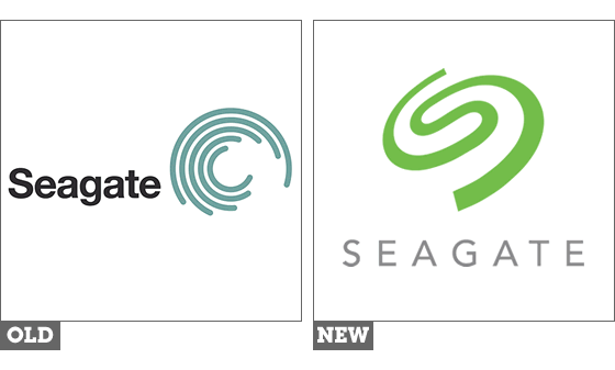 new old seagate logos - Old And New PNG