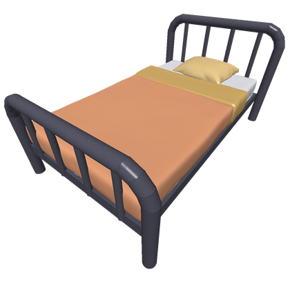 File:Old Bed.png - Old Bed PNG