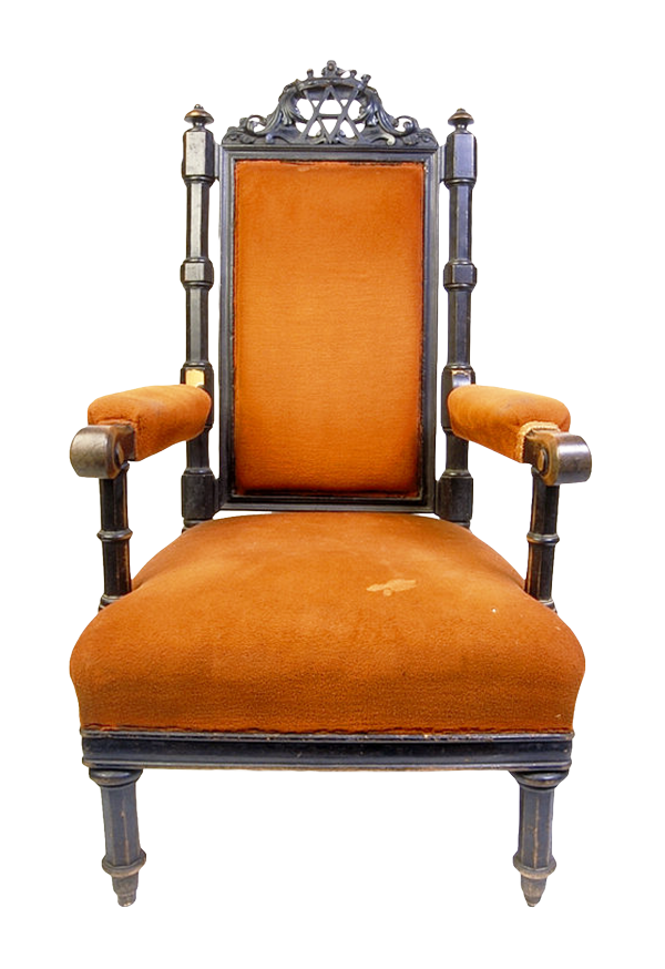 Old Chair PNG Transparent Image - Chair PNG
