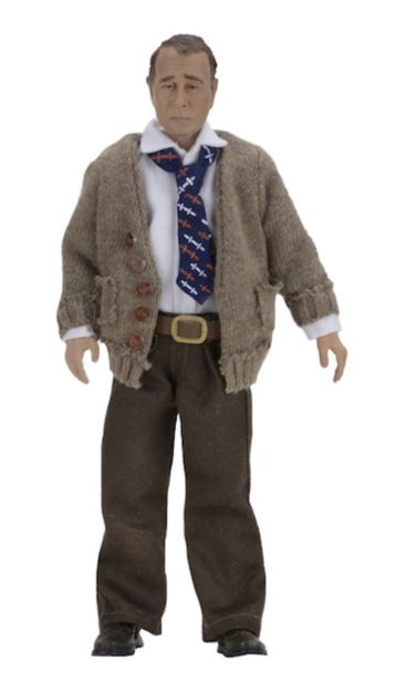 NECA Old Man Clothed Figure - Old Man Standing PNG